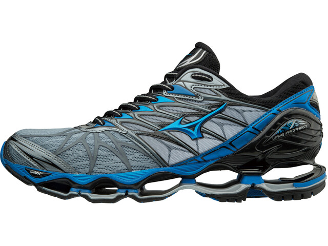 Mizuno Wave Prophecy Running Shoes Men tradewinds/diva blue/black